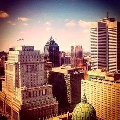 mountreal city