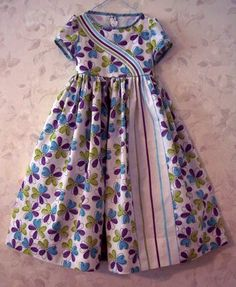 Susan Stewart Designs - Honeysuckle Dress Pattern $