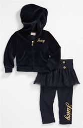 Juicy Couture Hoodie & Leggings (Infant) OMG we could so match ~Amber