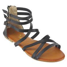 3079470ce96cc1 Spirit Moda Women s Flat Sandals