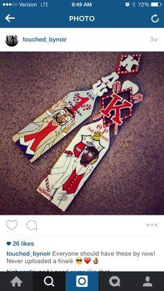 Kappa Alpha Psi paddles!!!  Go on IG and follow @touched_bynoir NOW Kappa Alpha Psi Fraternity, Delta Sigma Theta, Greek Paddles, Greek Gifts, Greeks, Boyfriend, Diamonds, Boyfriends, Diamond