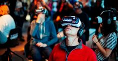 The Virtual Reality Cinema ad Amsterdam è stato il primo cinema VR al mondo aperto al pubblico.