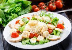 5секретов, чтобы приготовить салат «Цезарь» нереально вкусно