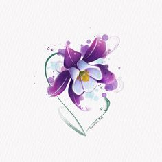 Colour Tattoo, Rose Flowers, Tattoo Sketches, I Tattoo, Small Tattoos, Watercolor Art, Inspirational, Paintings, School