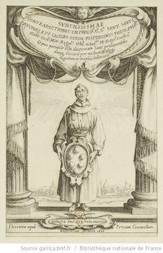 [Saint François d'Assise debout] : [estampe] ([2e état]) / [Jacques Callot] - 1