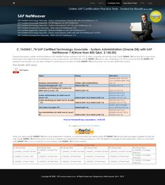 13 best sap netweaver gateway and odata services images on pinterest c tadm51 74 ctadm5174 sap certified technology associate system administration fandeluxe Choice Image