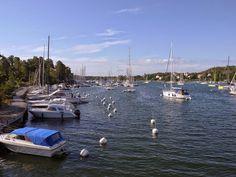 #Saltsjöbaden #Sverige #Sweden #boating #harbour