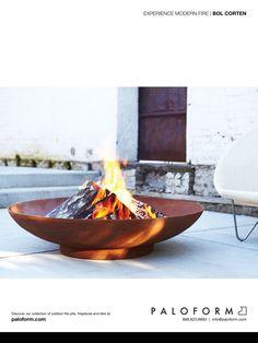 Fire pit - paloform