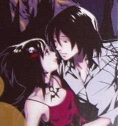 Vampire Kisses : Blood Relatives