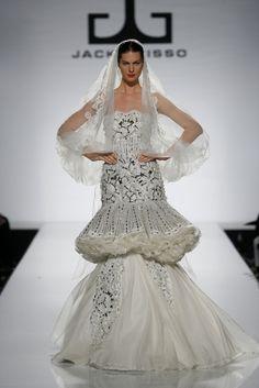 Humorous Wedding Dress