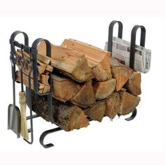 firewood holder - Google Search