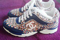 Chanel low-cut sneakers