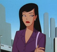 Lois Lane was the star reporter of the Daily Planet's city desk. Abilities Martial Arts: Lois was trained in martial arts by her father, Colonel Sam Lane, who was a black belt in an unspecified style., Journalism: Lois was an accomplished journalist. Superman The Animated Series, Safest Places To Travel, Dc Comics Girls, Superman Family, Tv Tropes, Bruce Timm, Lois Lane, Man Of Steel, Animation Series
