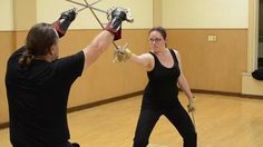 Sword Points 02 - Cut Drill - Stage Combat Instruction - Albion Schoole ...