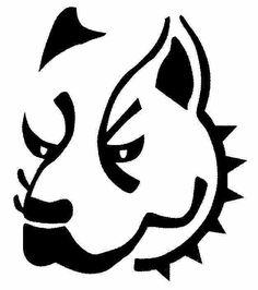 Gallery of Pitbull Dog Pictures Pitbull Dog Pictures, Dog Logo, Staffordshire Bull Terrier, Smiling Dogs, Pitbull Terrier, Love Tattoos, Superhero Logos, Pitbulls, Clip Art
