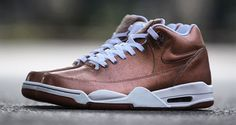 "Nike Air Flight Squad ""Bronze"" Preview"