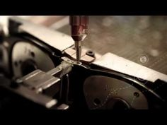 Made by Hand - Persol. LOVE this video and the shades by #McQueen