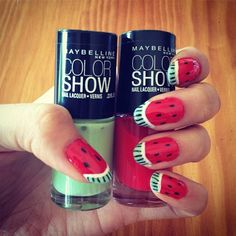 Amazing nail art by @Jessica Nguyen with our #ColorShow nail polishes. We ❤ it! #repin #MNYau