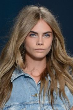 Cara Delevingne hair colour