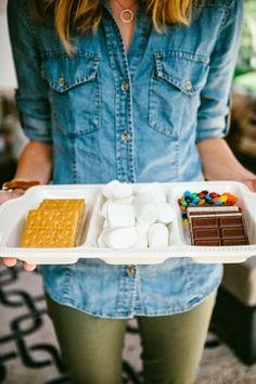 S'mores platter!