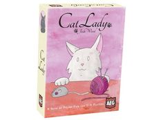 Alderac Entertainment Group (or AEG, to their friends) has several new releases they'll be bringing to store shelves this month. If you're a fan of cats, or smashing things together, or pirates, you'l Wood Cat, Board Game Geek, Ernest Hemingway, Buy A Cat, Cat Lady, Toy Store, Marie Antoinette, Card Games, Cats And Kittens