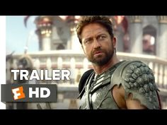Gods of Egypt Official Trailer #1 (2016) - Gerard Butler, Brenton Thwaites Movie HD - YouTube - Wow!!!!!