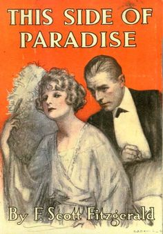 BOOK: A 1919 novel by F. Scott Fitzgerald. he book examines the lives and morality of post-World War I youth.