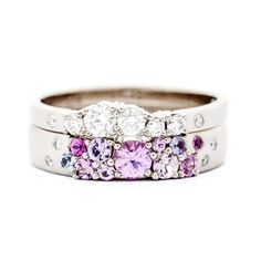 Keto Meadow collection is joyful and spectacular, the sapphire's beautiful color tones and asymmetrical gemstone design give a delicate and light feeling. Solitaire Ring Designs, Diamond Rings With Price, Wedding Jewelry, Wedding Rings, Tiara Ring, Girls Jewelry, Beautiful Rings, Custom Jewelry, Jewelry Collection