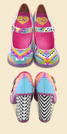The shoes of dreams from Hot Chocolate Design. <3