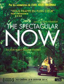 The spectacular now (2014) - Films de Lover, films d'amour et comédies romantiques.
