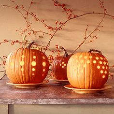 another cute pumpkin idea