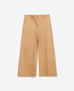 Image 6 of CULOTTES from Zara