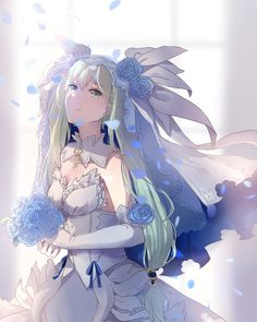 Rune Factory - Frey Wedding dress