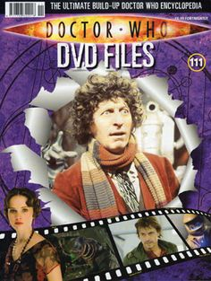Doctor Who DVD Files Issue 111