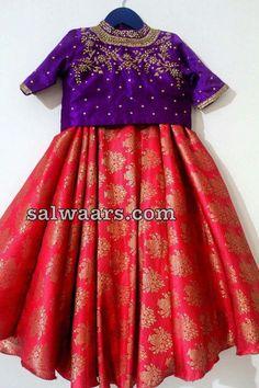 benaras-lehenga-purple-work-blouse.JPG (750×1125)