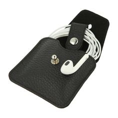 Valenta Earphone Case Black | Valenta