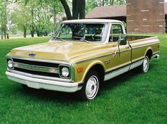 Pappaw had one like this.... got it from Uncle David who bought brand new in '72... 300k miles and still ran like new.
