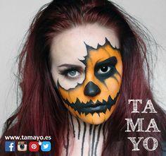 Queda una semana para Halloween y en #TamayoPapeleria hemos preparado un taller divertidisimo de MAQUILLAJE para HALLOWEEN el próximo Sabado dia 28 de Octubre. Diviértete y preparate para un halloween terrorifico. Inscripciones y más info en www. tamayo .es y en la planta baja de nuestra tienda en c/Legazpi 4 #Donostia #SanSebastian Apúntate ya que las plazas son limitadas!