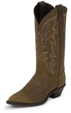 Justin Boots Western 2262 BAY APACHE