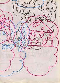 abecedario en fomy manualidades - <datvara:blog.title></datvara:blog.title> Blog Title, Jelly Beans, Dibujo