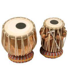 SG Musical  Golden Tabla Set3 KgSG Musical Tabla Set 2 Kg Copper Bayan Brass Bayan Sheesham Dayan