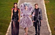 'the, hunger, games', costumes:, the, bold,, high-fashion, look, of, 'catching, fire',