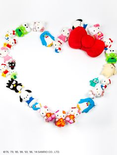 The Official Home of Hello Kitty & Friends - Sanrio Hello Kitty Plush, Sanrio Hello Kitty, Kitty Kitty, Hello Kitty Clothes, Hello Kitty Jewelry, Hello You, Twilight Movie, Love Is In The Air, Sanrio Characters
