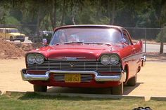 "1958 Plymouth Fury, ""Christine"" - Christine (1983)"