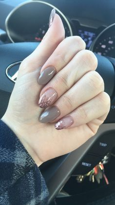 Natural gel nails #filesbyless
