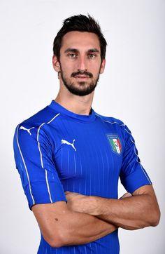 Davide Astori - Addio grande giocatore, difensore, e Capitano della Fiorentina.