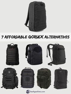 7 Affordable Goruck GR1 Alternatives