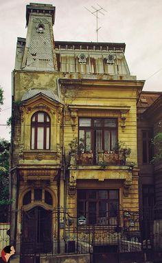 Casă pe Strada Thomas Masaryk, Bucureşti