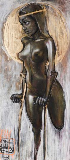 HERAKUT. #herakut http://www.widewalls.ch/artist/herakut/