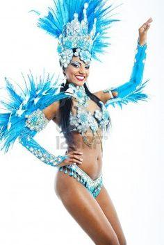 Samba Dancer as Entertainer
